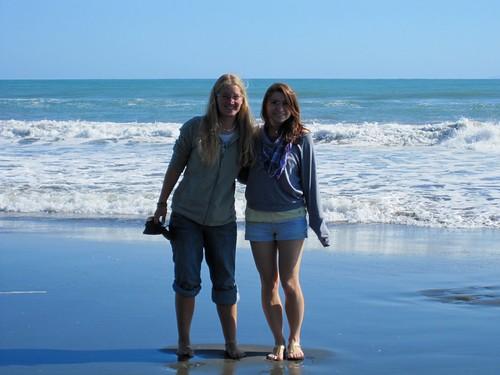 Me and Gina