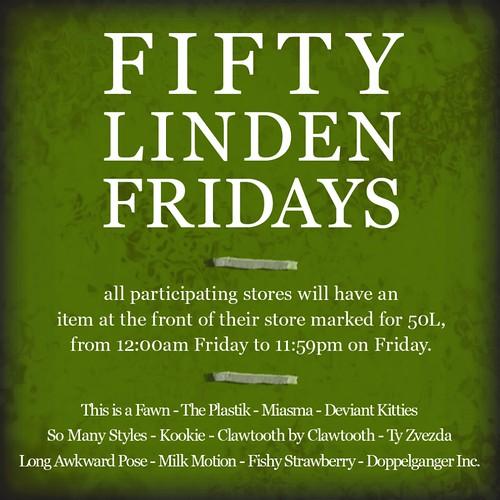 Fifty Linden Fridays 18