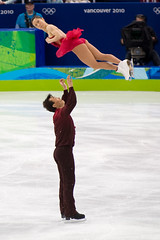 Olympic Pairs Figure Skating