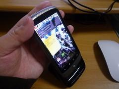 Nexus One Cradle