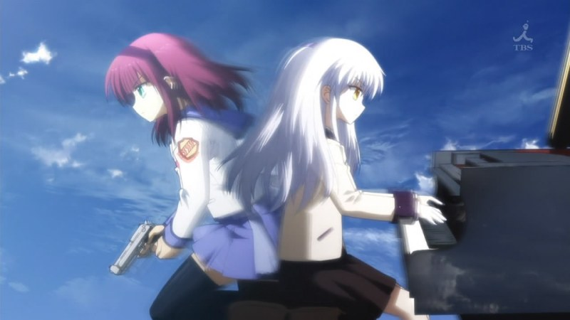 Angel Beats! OP ED - 08