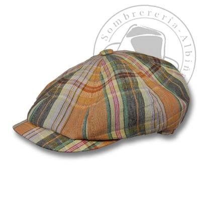 Gorra Stetson de Sombrerería Albiñana