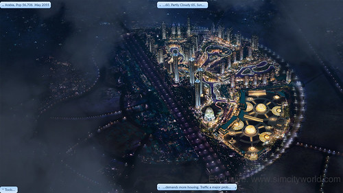 Mega Rumor:  EA to return to the SimCity franchise with 'SimCity World'?