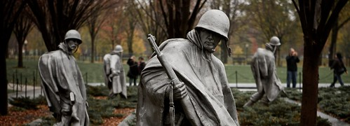 Korean War Veterans Memorial 1