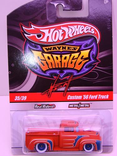 hws waynes garage custom '56 Ford Truck (2)