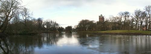 Newsham Park - Taken With An iPhone