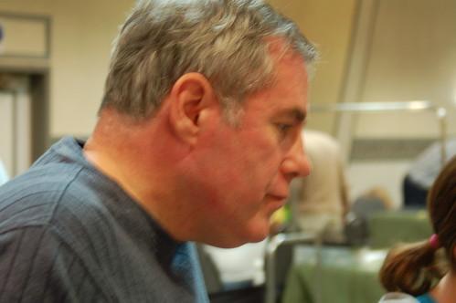 Del Stover, former HMGS East President