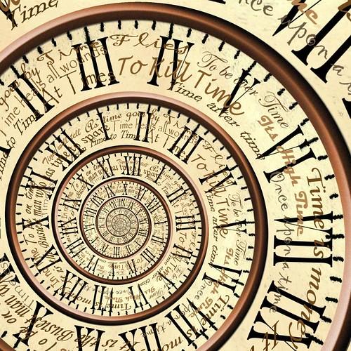 Time by Robbert van der Steeg.