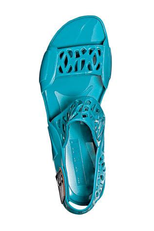 Marni sandals, $545.