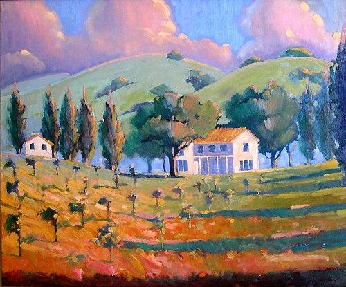 Robert Lewis New Vinyard, Old Manor