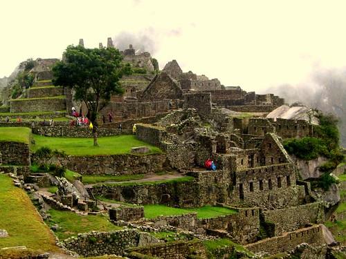Machu Picchu (by morrissey)