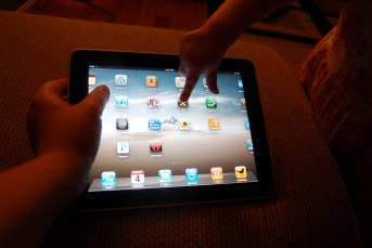 my iPad!!!