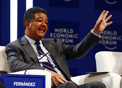 Leonel Fernández - World Economic Forum on Lat...