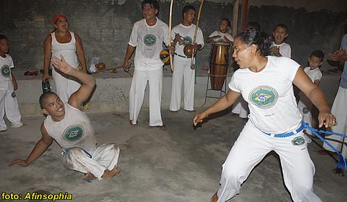 Capoeira Bantos 09 por você.