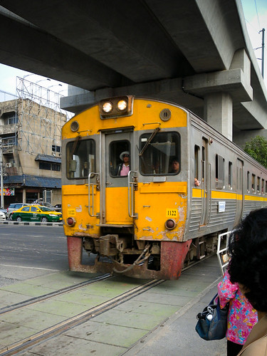 State Railway of Thailand Train