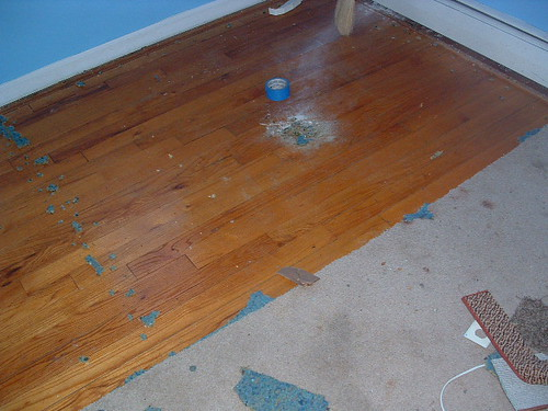 Carpet Removal 001