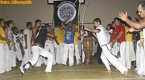 Capoeira CDLB 11 por você.
