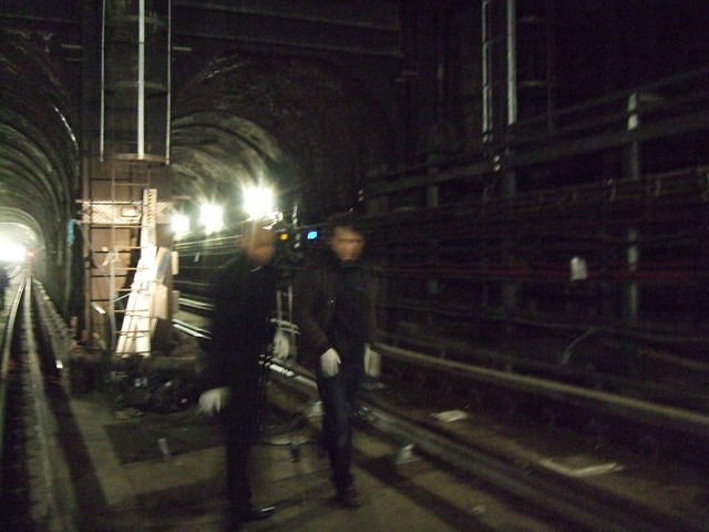 Thames Tunnel south entrance