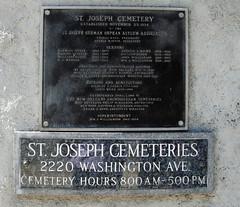 St Joseph info