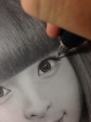 """Kyary drawing 23 • <a style=""""font-size:0.8em;"""" href=""""http://www.flickr.com/photos/66379360@N02/9731389518/"""" target=""""_blank"""">View on Flickr</a>"""