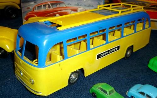 Timmee 1960 Mercedes O321 bus