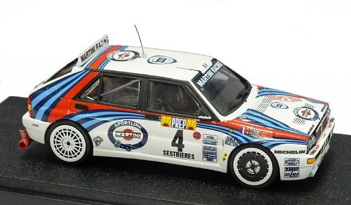 AD Models Lancia Delta Integrale HF Monte 92