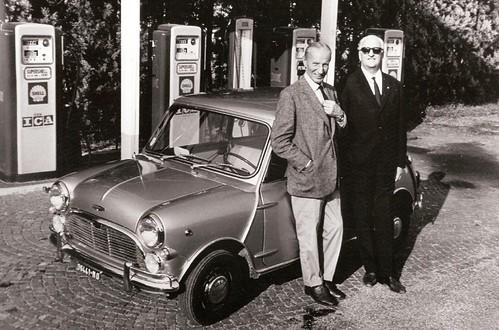 R8 Issigonis e Ferrari