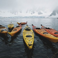 Not only was I fortunate enough to be in Antarctica, and fortunate enough to have the money to pay for kayaking, but I also had a single all week. I was able to chase whales and wait for the shots I wanted. #theworldwalk #travel #antarctica #teampixel #gi
