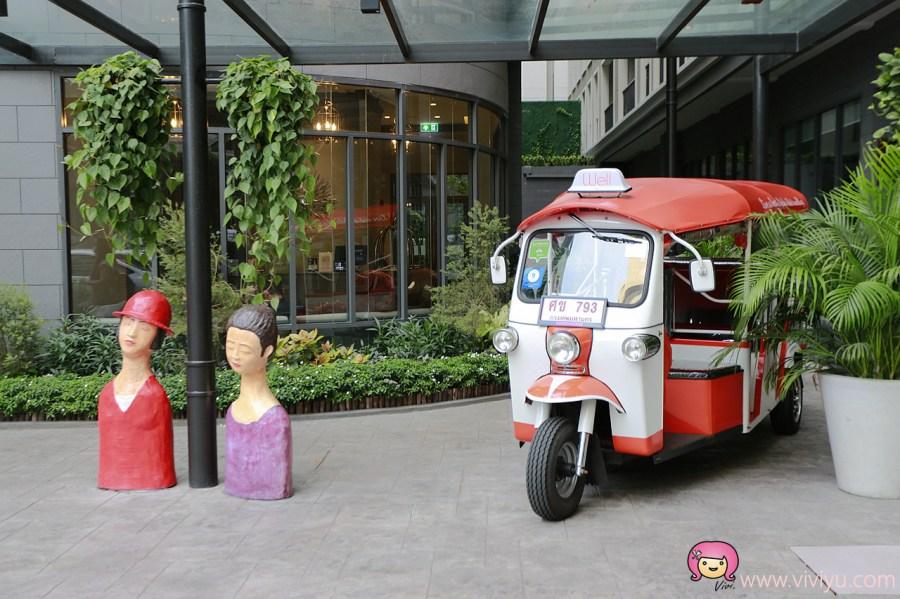 ASKO站,Terminal 21,Well Hotel Bangkok,曼谷,曼谷住宿,曼谷好飯店,曼谷飯店,泰國旅遊 @VIVIYU小世界