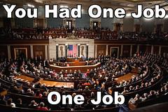 Congress One Job