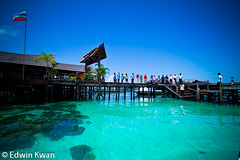Welcome at Sipadan Water Village