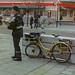 Postis på stan