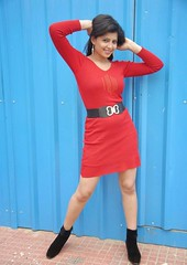 Indian Actress DISHA POOVAIAH Hot Photos Set-2  (2)