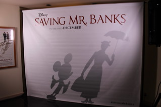 """Saving Mr. Banks"" Photo Opportunity"