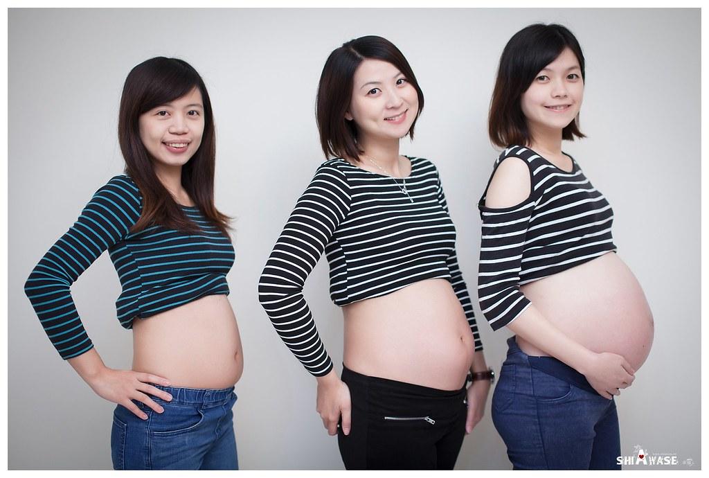 三人孕婦寫真_015