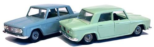24 Politoys Lancia Fulvia (1)