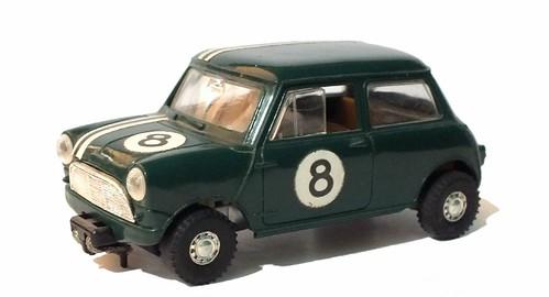 Scalextric Mini Cooper