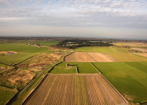 Fields near Den Hoorn, Texel