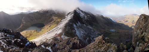 Snowdon and Llanberis Panorama