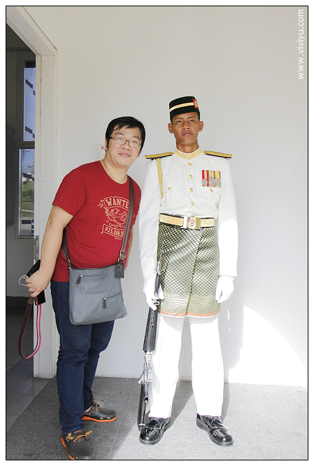 [2014吉隆坡]國家皇宮Istana Negara~八十億台幣興建&獨立廣場 @VIVIYU小世界