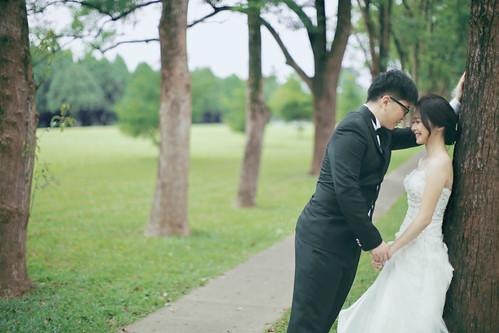 Pre-Wedding [ 中部婚紗 – 森林草原系列海邊 ] 婚紗影像 20160811 - 19