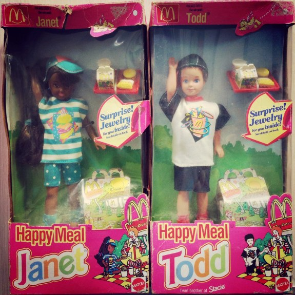 Image result for Stacie happy meal doll