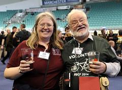 Volunteers Stewart & Julie