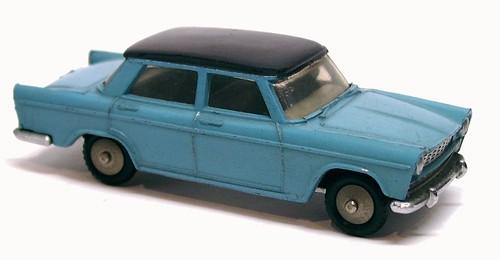 Mercury Fiat 1800 1°tipo