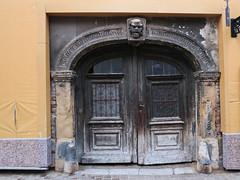 Zagreb doors