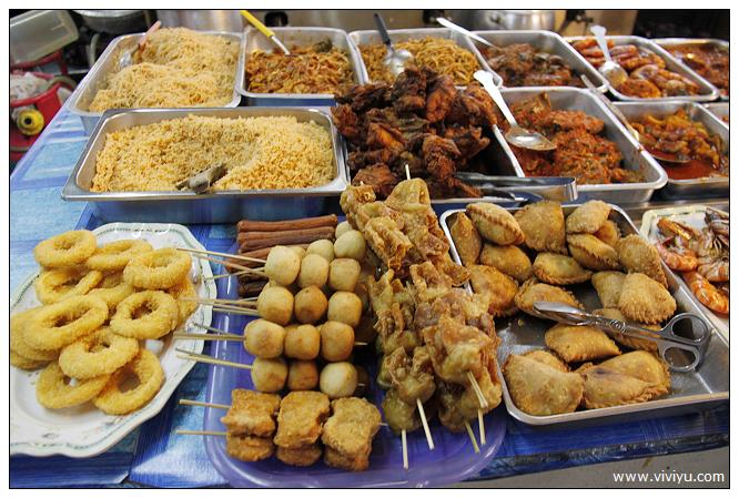 印度,早餐,馬來西亞 @VIVIYU小世界