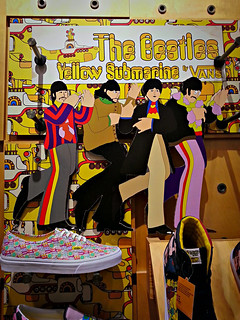 The Beatles Yellow Submarine by VANS-02