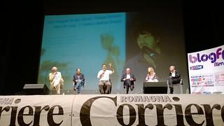 BlogFest: incontro con Mario Calabresi e Massi...