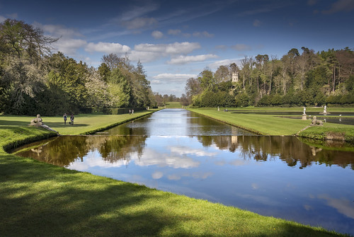 Studley Royal, North Yorkshire