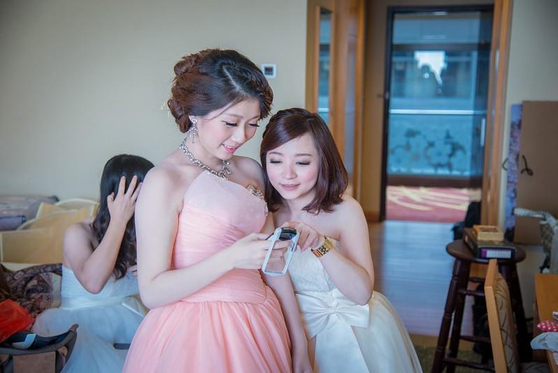 新娘與伴娘